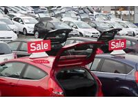 Used cars showroom assistant / Driver / Valeter / Sales man