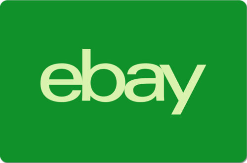 $75 eBay Gift Card - One card,  so many options.  Email delivery