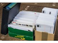 Huge Collection of Royal Mail First Day Covers 1974-2012, 475 Sets, 2000+ Stamps