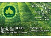 Garden Maintenance, Clearance, Turfing, Fencing, Jetwashing New Eltham, Bromley, Cplapham, Wimbledon