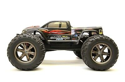 """RC Monster Truck """"Challenger Turbo"""" 1:12, 2.4Ghz, 40+ Km/H - Voll Proportional -"""