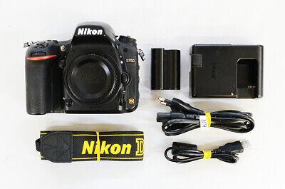 "# Nikon D750 Digital SLR Camera Full Frame 24.3MP No WiFi ""17193 cut ""S/N 2085"