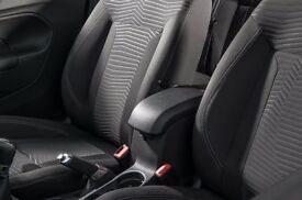 Ford fiesta 2014 5 door seats front and back