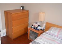 Chest of drawers (Malm from Ikea)