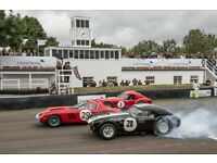 GOODWOOD REVIVAL TICKETS FRI/SAT/SUN FROM £60