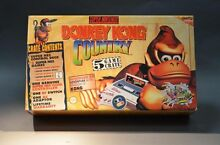 WANTED: Donkey Kong 5 game Crate Super Nintendo console MINT !! Bringelly Camden Area Preview