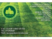 SOUTH LONDON GARDENING SERVICES, EXCELLENT REFERENCES. BROMLEY, ORPINGTON, CLAPHAM, WIMBLEDON