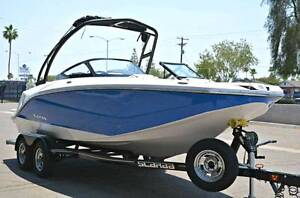 NEW SCARAB 215 HO 400hp JET BOAT Spring Farm Camden Area Preview