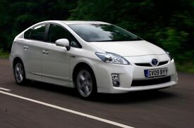 TOYOTA PRIUS AND HONDA INSIGHT FROM £100 2009-2015 A WEEK.