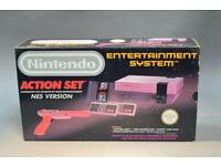 NES - Action Set