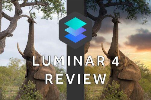 Luminar 4 for Mac Genuine Lifetime License 4.2.0