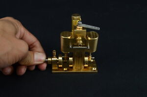 M36 New Twin Cylinder Oscillating Engine for RC Boat