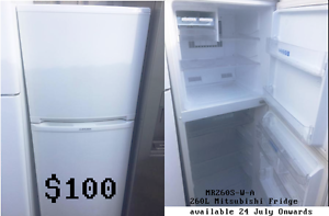 Mitsubishi 260L Fridge available Burwood Heights Burwood Area Preview