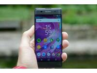 Sony XA black brand new mobile
