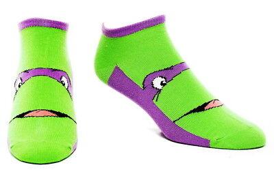 Donatello - Teenage Mutant Ninja Turtles Socken / ankle socks - Gr 39-42 - NEU
