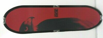 Tony Hawk Ride Xbox 360 Game and Wireless Skateboard Controller Red & Black