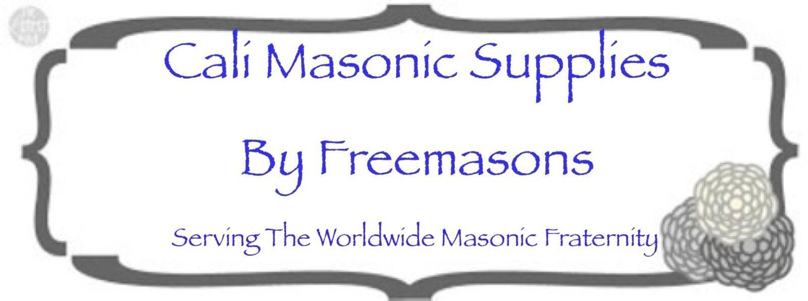 Cal Masonic Supplies By Freemasons
