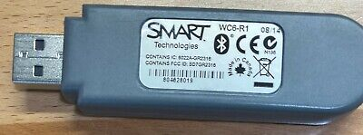 Smart Wc6-r1 Wireless Bluetooth Usb Smartboard Dongle Interactive Whiteboard