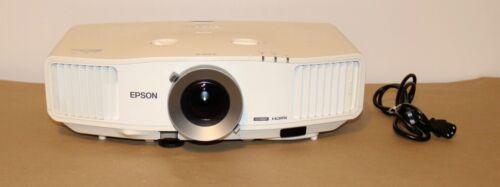 Epson PowerLitePro G5200W Projector HDMI.New Lamp Installed.Read Description