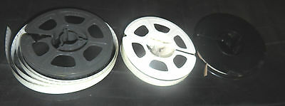Super 8 Home Movie Film, 3 Reels for the Price of 1 Reel, Unlabeled Mystery +