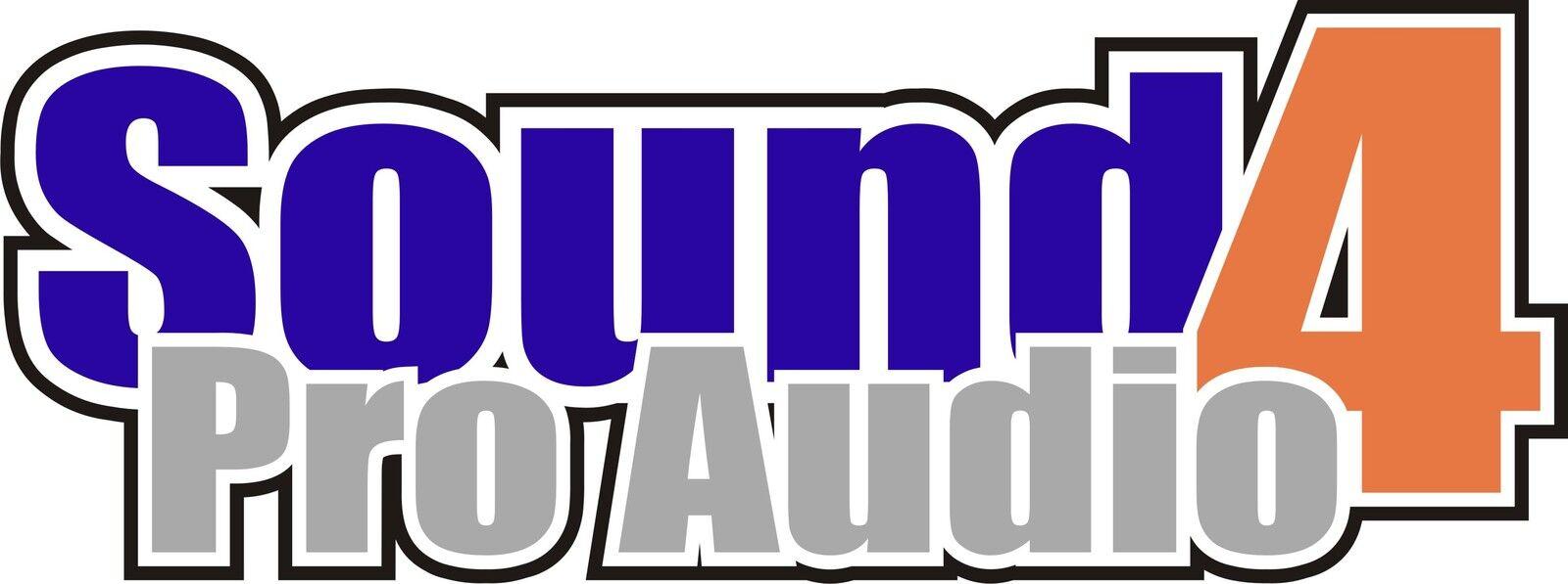 Sound 4 Pro Audio