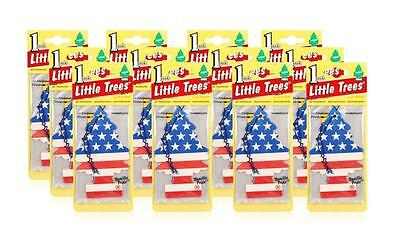 Little Trees Car and Home Air Freshener, Vanilla Pride - 24 + 4 FREE SHIPPING