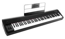 M-Audio Hammer 88 88 key weighted USB MIDI controller keyboard