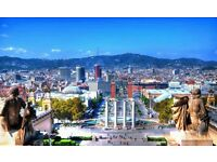 Travel partner wanted for Barcelona