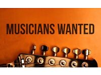Church Worship Band Requires Guitarist, Bass & Drummer