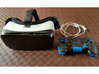 Samsung Occulus Mk 1 Gear and Game Bluetooth controller for android