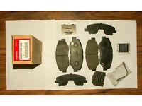 Genuine Honda CRV 2,2iCDTI 2002- 2006 front brake pads