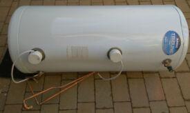 Range tribune immersion heater cylinder