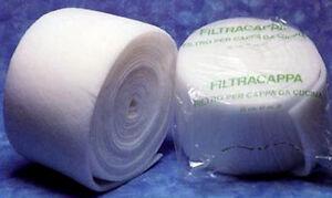 Bobina 2mt filtro cappa antifumo per cappe aspiratore for Cappe aspiranti per cucina vortice