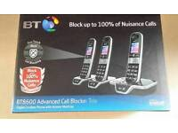 BRAND NEW UNOPENED SEALED BT8600 TRIO BARGAIN PRICE £63