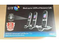BRAND NEW BT CORDLESS TRIO PHONE £63