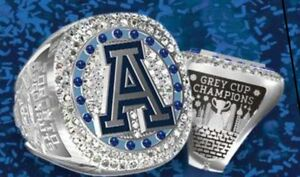 Toronto Argonauts grey cup replica ring 2017 CFL football nfl