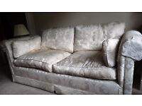 sofa loose cushions 187cm long x 90cm deep