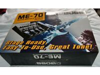 Boss-ME-70 Multi Effects Guitar Pedal