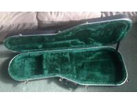 Hiscox LiteFlite hard case with key, for Gibson Les Paul