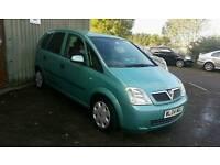 Vauxhall Meriva 1.6
