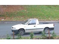 vw caddy pickup mk2 1.9 diesel
