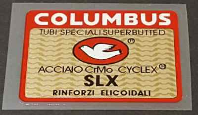 FREE vintage Campagnolo decal! Columbus Fork decals