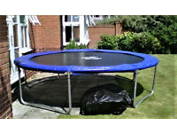 BIG AIR - Like New Trampoline, used for 6 months only, size 10ft (3m) including cover