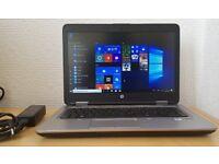 "hp probook 640 G2 Laptop,Intel Core i5 6th Gen,8GB RAM,128GB SSD,14"" LED Full HD 1080p"