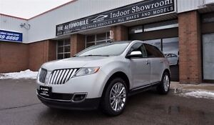 2011 Lincoln MKX AWD FULLY LOADED NO ACCIDENT