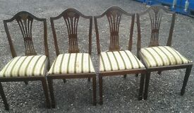 Regency Table & Chairs ONO
