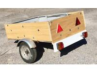 Trailer 4ft x 3ft x 1ft. £90 or sensible offer - Good condition