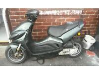 Moped scooter 50cc suzuki ux50w