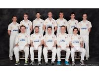 Sponsor for University of Bristol Cricket Club