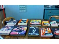 Boxing Books Various Titles